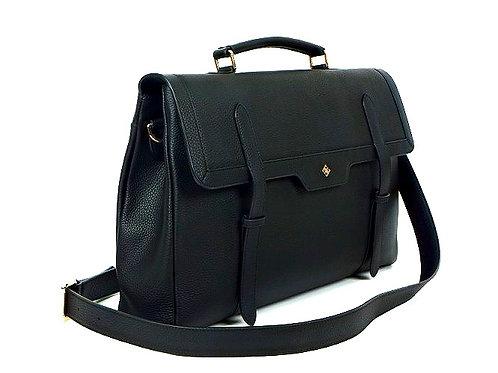 Briefcase 08/16 - Black
