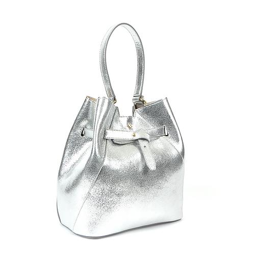 Monty Bag - Silver