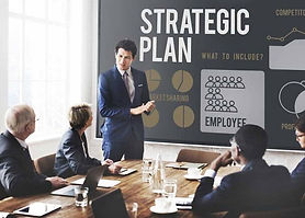 This image represents our strategic planning services.