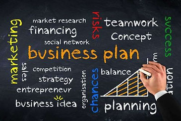 Business planning for financing