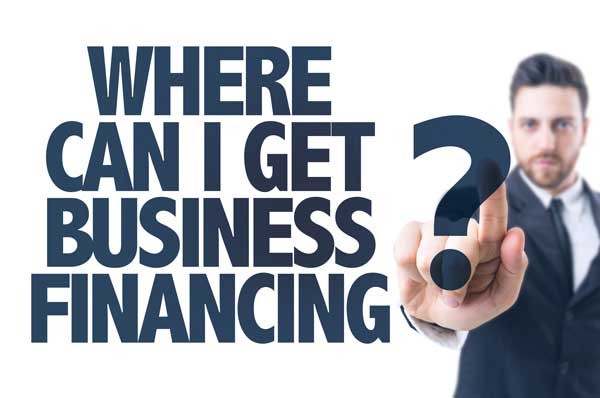 Finding Financing for Business