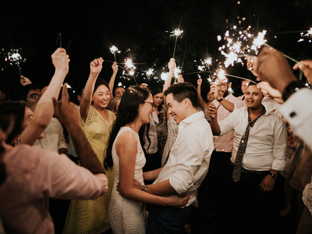6 Things you should know about when organising a Wedding.