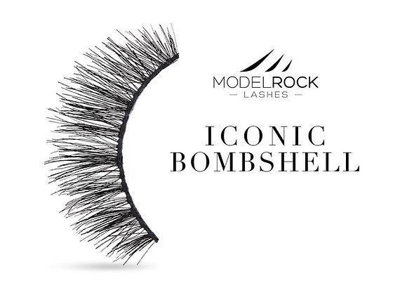 ModelrockEyelashes - Iconic Bombshell double layered