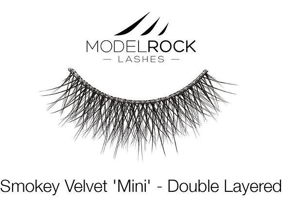 Modelrock Eyelashes - Smokey Velvet minis
