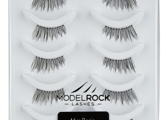 Modelrock Eyelashes - Miss Rosie 5pack