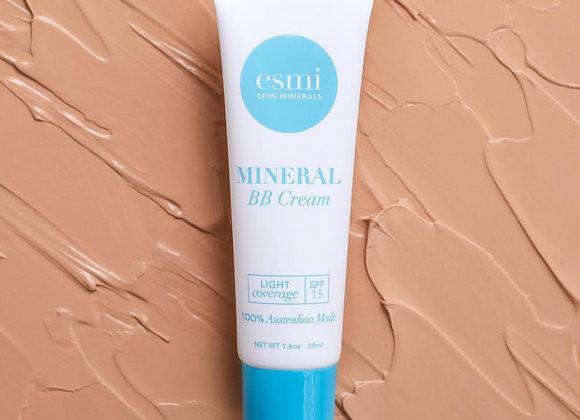 Esmi Mineral BB Cream - Tan 50ml