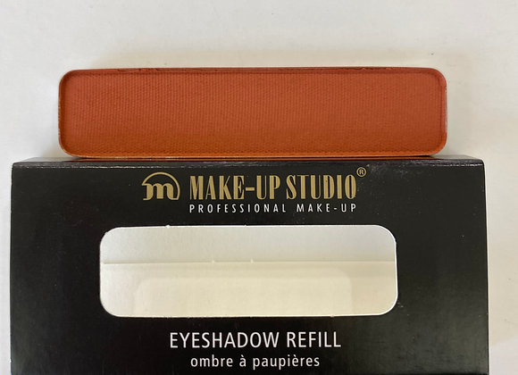 Eyeshadow refill no.30- burnt orange matte-Makeup Studio