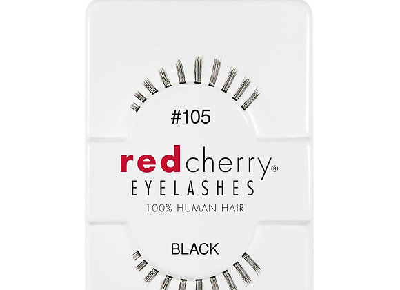 Red Cherry Audrey #105 eyelashes