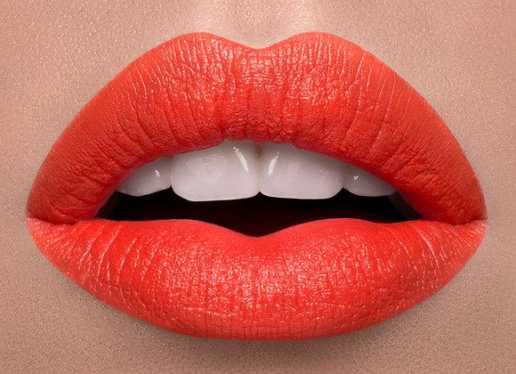 Creamy Matte Lipstick - Electro