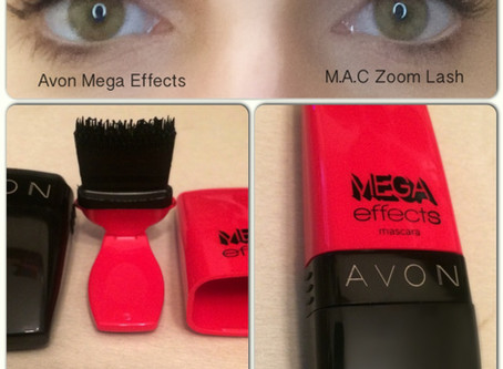 Avon Mega Effects Mascara Review