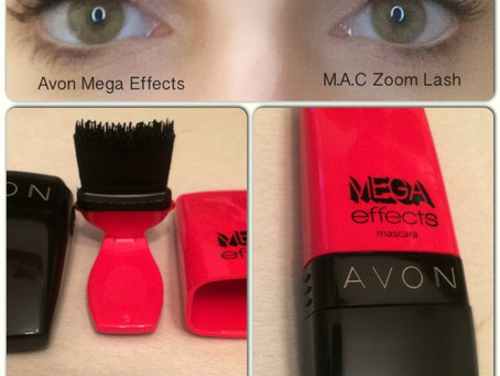 Avon Mega Effects Mascara Review