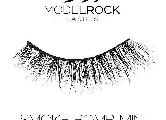 Modelrock Eyelashes - Smoke bomb mini double layer