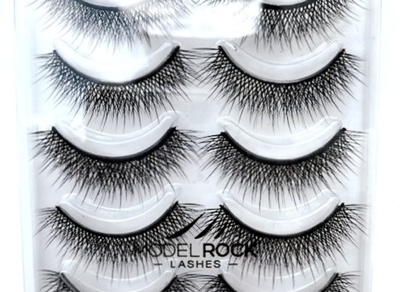 Modelrock Eyelashes - Urban Attraction 5 pack
