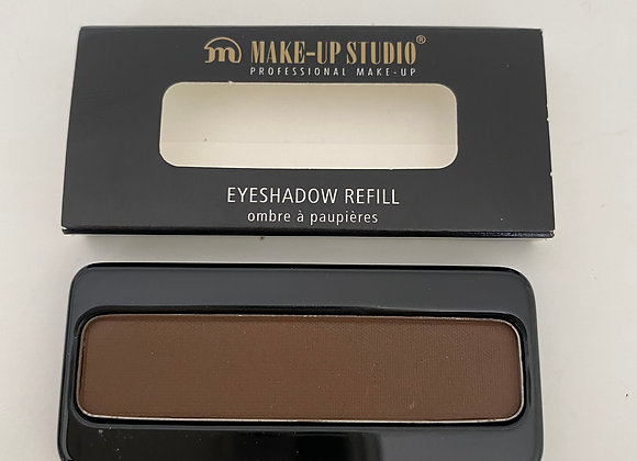 Eyeshadow refill no.430 - matte brown -Makeup Studio