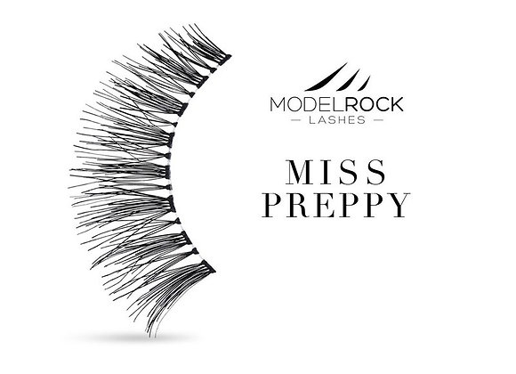 Modelrock Eyelashes - Miss Preppy
