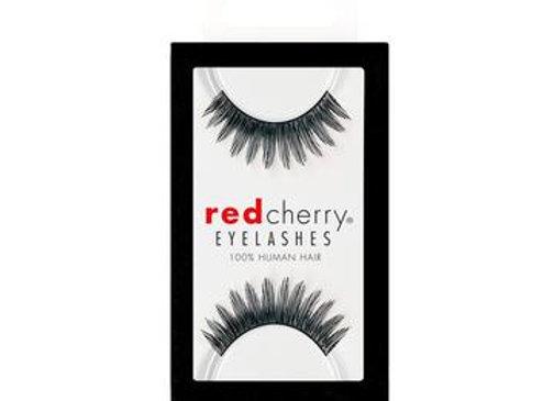Red Cherry Lottie #28 eyelashes