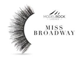 Modelrock Eyelashes - Miss Broadway