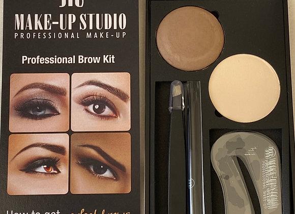 Makeup Studio 5 piece Blonde Brow Kit Bundle