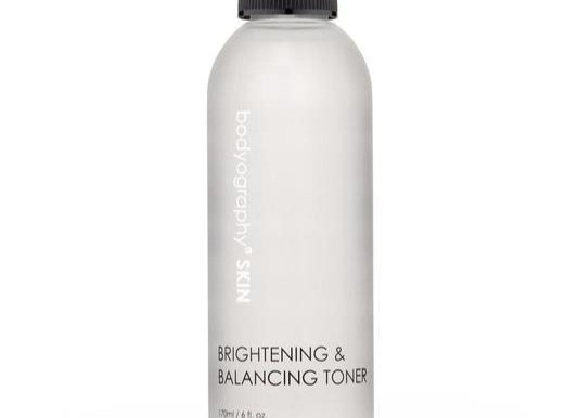 Bodyography Brightening and Balancing toner