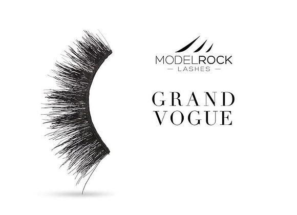 Modelrock Eyelashes - Grand vogue double layered