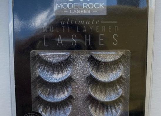 Modelrock Eyelashes - Bardot Bombshell 3 pack