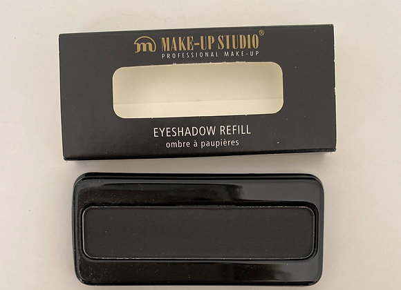Eyeshadow refill no.21 -black-matte -Makeup Studio