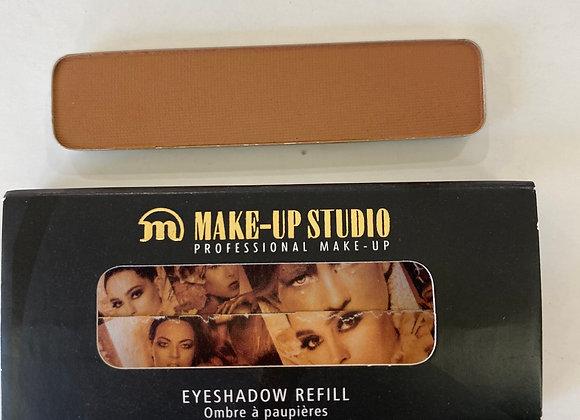 Eyeshadow refill no.31- contour brown matte-Makeup Studio