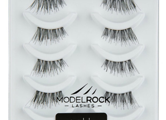 Modelrock Eyelashes - Miss Fabulous 5 pack
