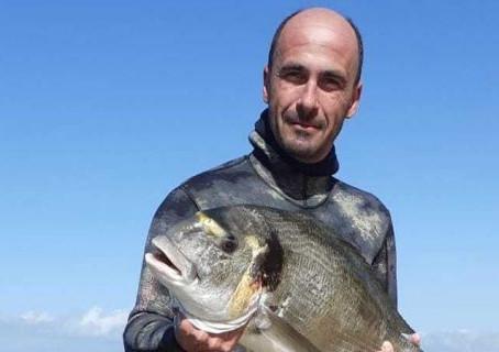 Bassin Arcachon: un record de pêche sous-marine