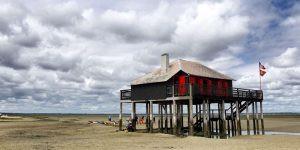 La cabane tchanquée aux volets rouges bientôt disponible