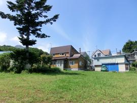 Summer View of Otaro Village/Otaro Village的夏天景色/オタロビレッジの夏の風景