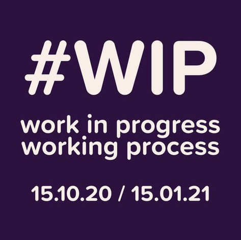 Queer Arts Projects #WIP online exhibition