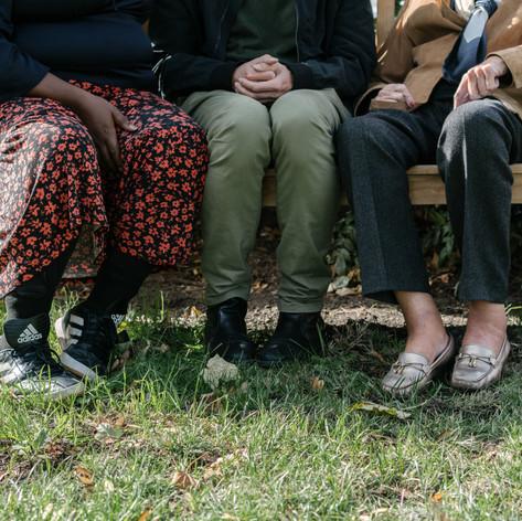 NAN KIDS: sound-word portraiture of people raised by grandmothers