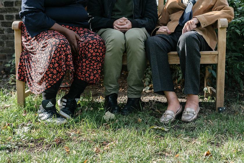 Nan Kids - Alicia, Leon, Adèle - lags an