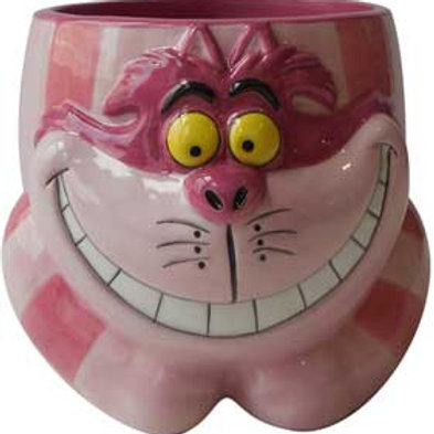 Cheshire Cat Sculpted Mug