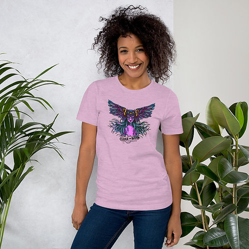 The Cloak and Wand T-Shirt - Spirit Witch Design
