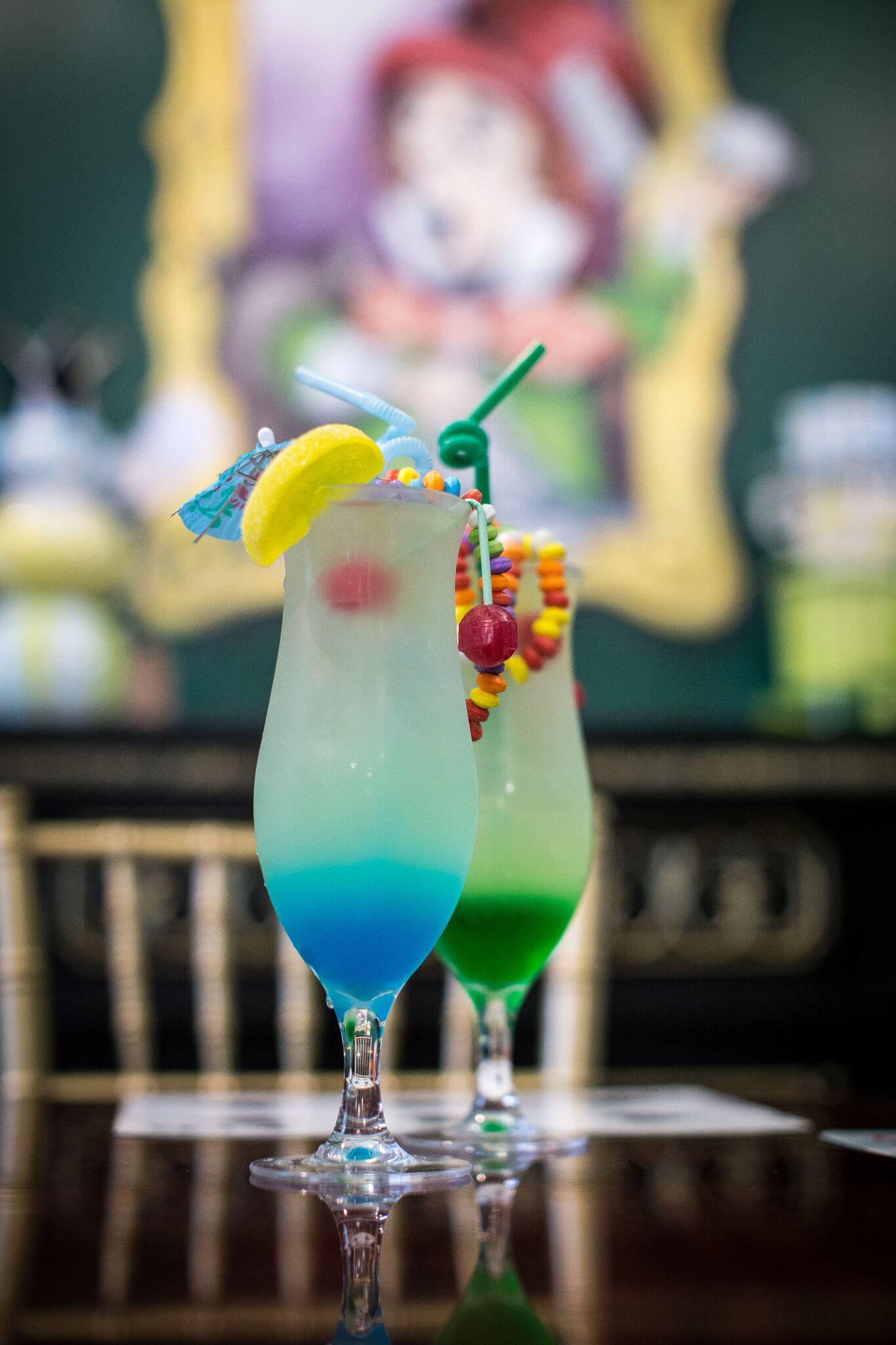 Wonderland Cocktails