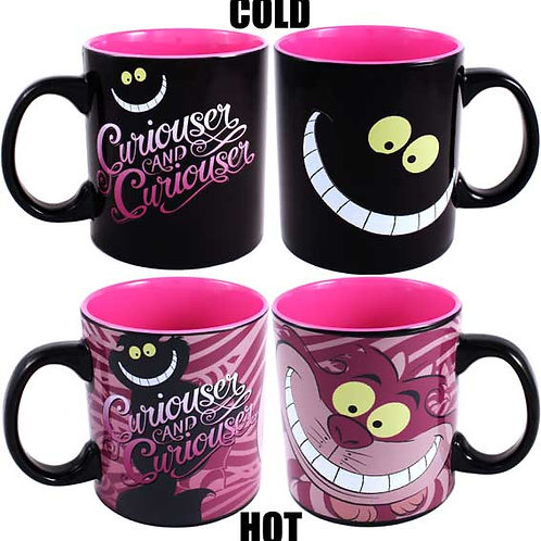 Appearing / Disappearing Cheshire Mug
