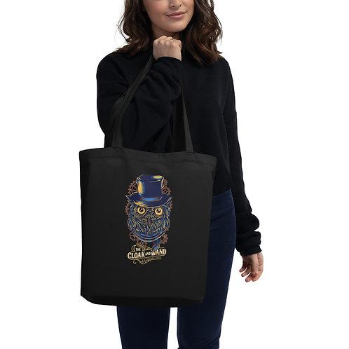 Eco Tote Bag - Owl Design