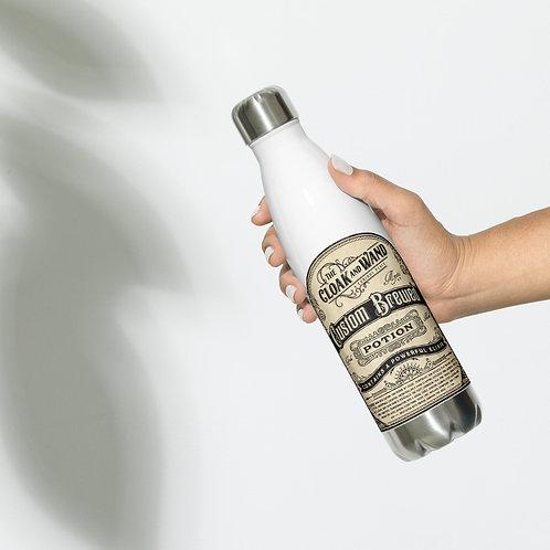Custom Potion Stainless Steel Water Bottle