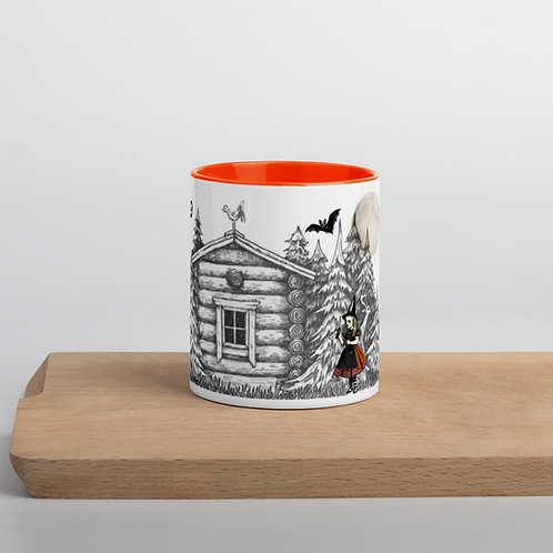 Alice in the Village Halloween 110z Mug