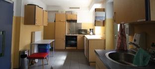 Küche kleiner Saal
