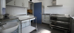 Küche Henry-Zingen-Halle