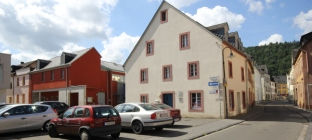 Parkplatz Bürgerhaus Ehrang