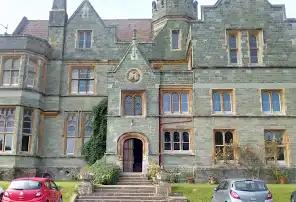 Quantock Lodge Front Entrance.webp