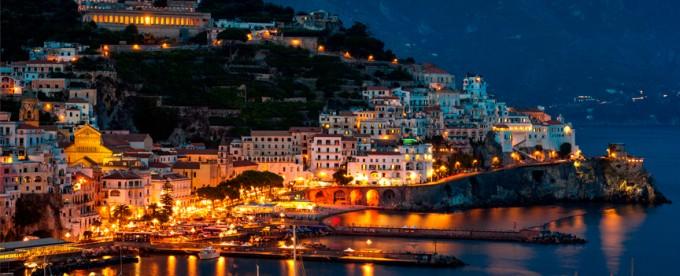 Amalfi-panorama