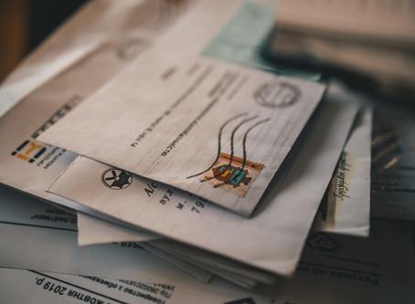 An Post - Irish Postal Stamp Price Changes 2020