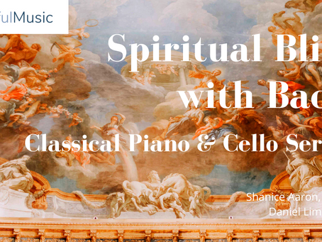 Take a 15 Minute Break for Spiritual Bliss with Bach: New Performance Playlist
