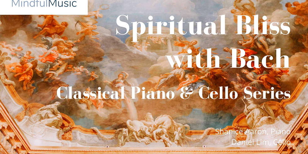 Spiritual Bliss with Bach- Performance Playlist Premiere