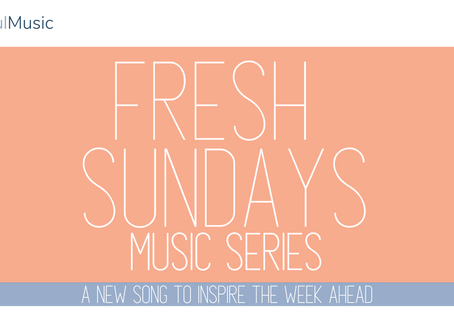 New YouTube Series, Fresh Sundays